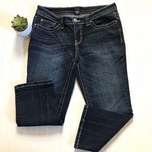 Like🆕 a.n.a   Womens Capri Jeans Size 10